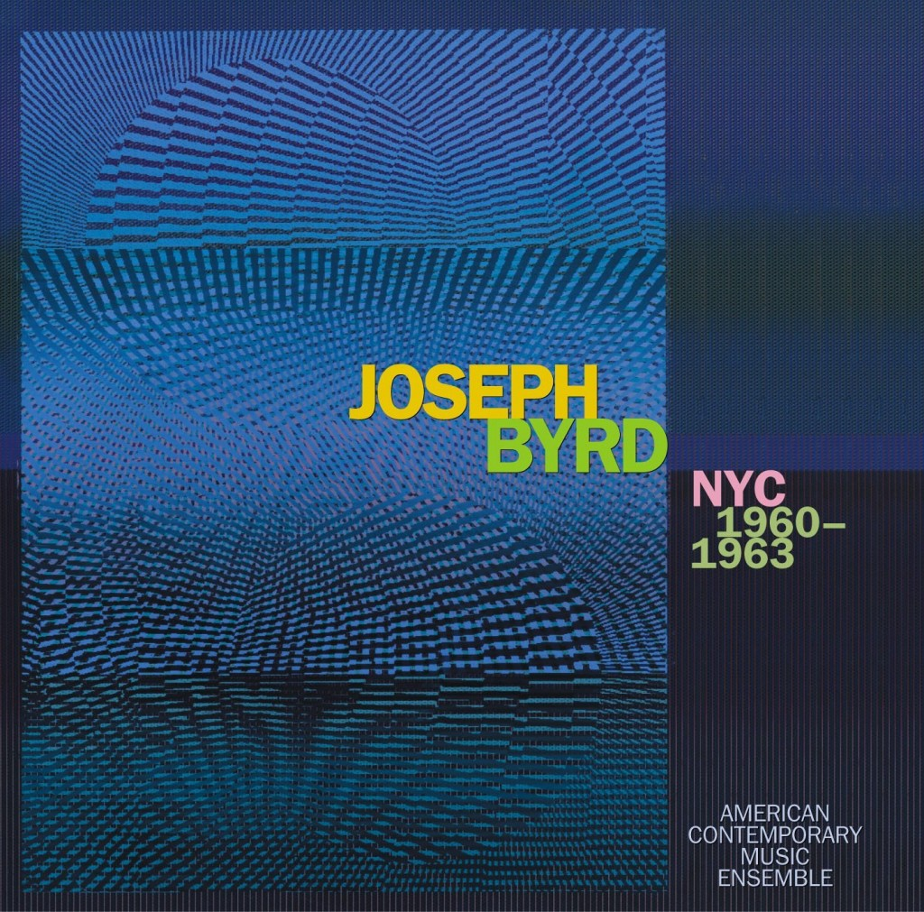 Joseph Byrd album cover