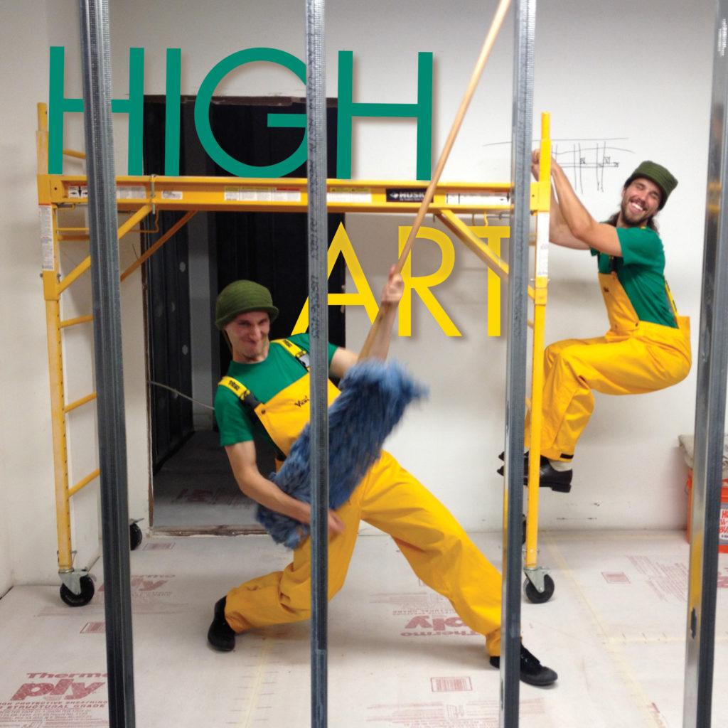 High Art album cover