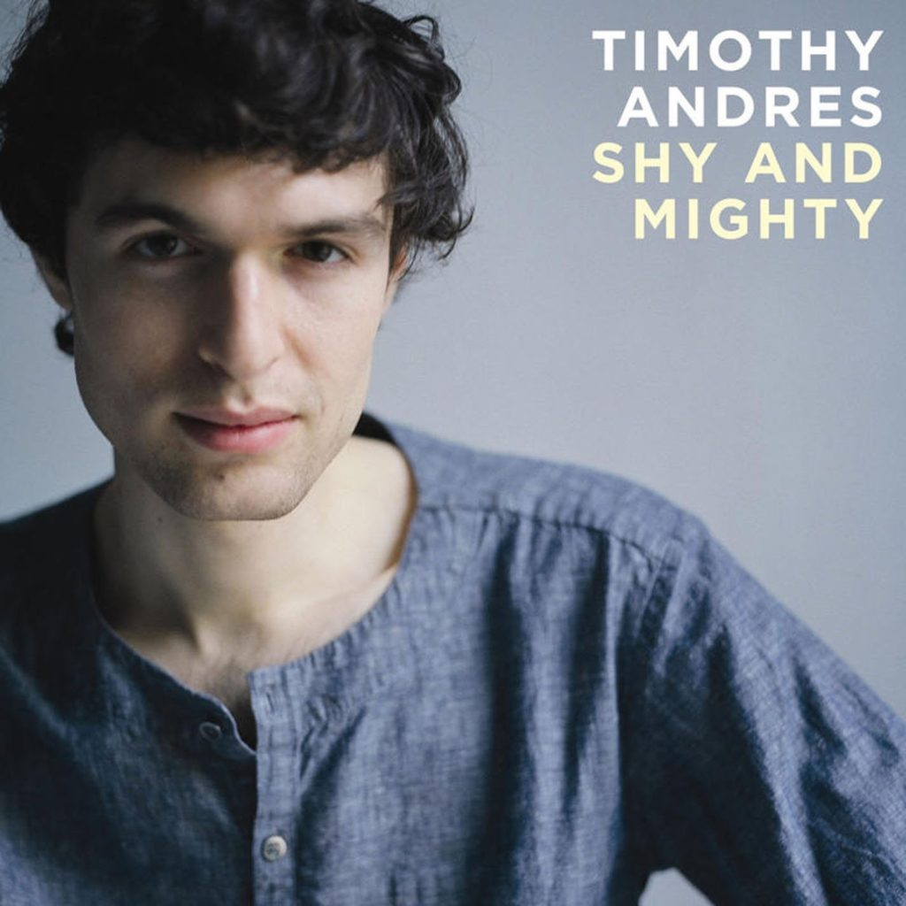 Shy and Mighty album cover