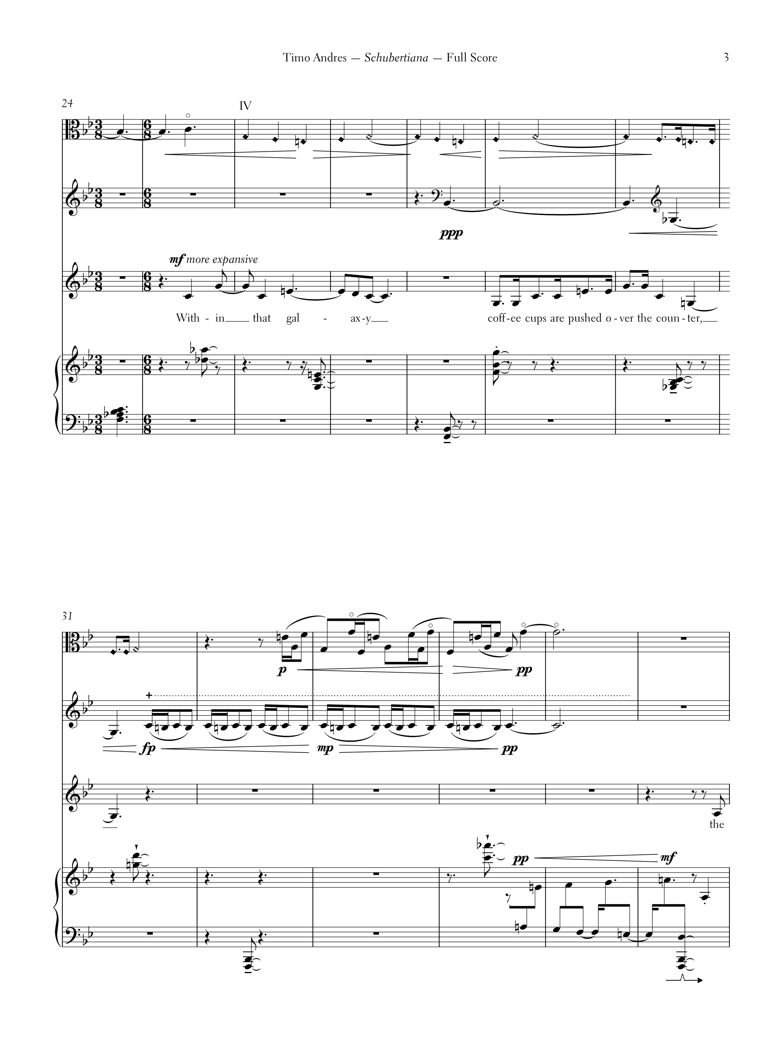 Schubertiana, p. 3