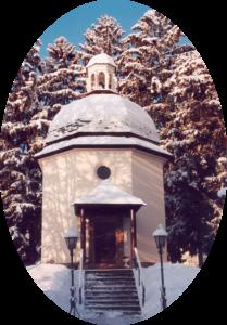 The Stille-Nacht-Kapelle in Oberndorf bei Salzburg, Austria