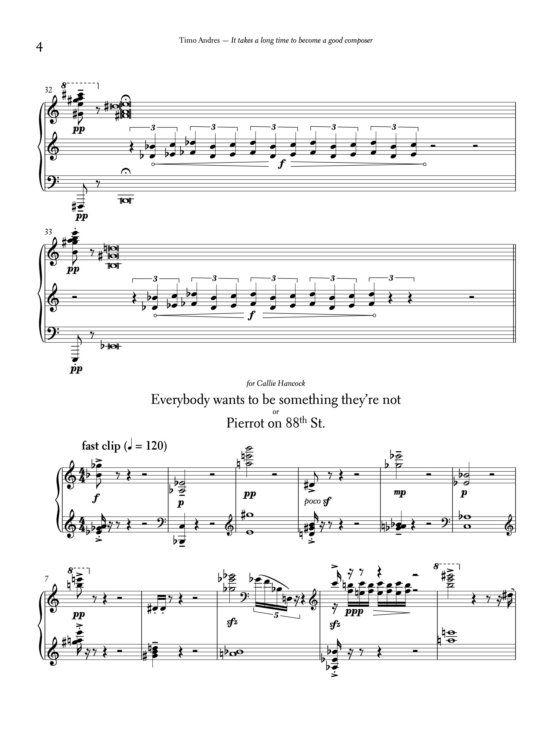 It take a long time to become a good composer, p. 2