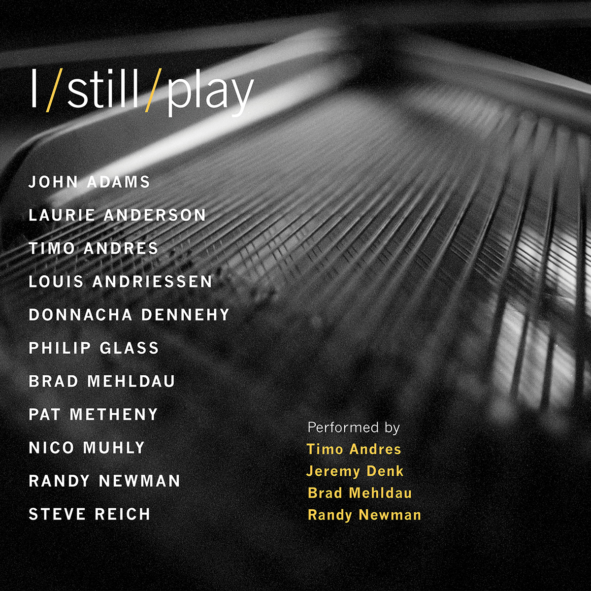 "Album cover of ""I Still Play"""